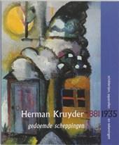Herman Kruyder 1881-1935 schilderijen, aquarellen en tekeningen