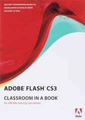 Adobe Flash CS3, Classroom in an book