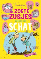 De Zoete Zusjes zoeken een schat   Hanneke de Zoete   9789043922173