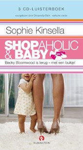Shopaholic & baby, luisterboek 3 CD,s