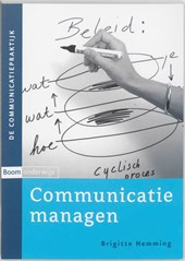 Communicatie managen