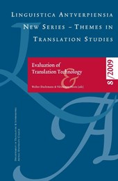 Evaluation of Translation Technology