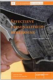 Effectieve criminaliteitsbeheersing