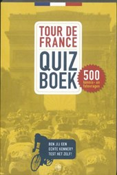 Tour de France Quizboek
