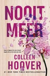 Colleen Hoover - Nooit meer