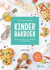 Het Laura's Bakery Kinderbakboek | Laura Kieft | 9789462502574