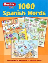 1000 Spanish Words
