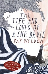 Fay Weldon - Life and loves of a she-devil