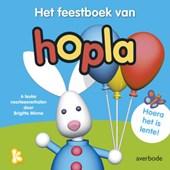 Bert Smets ; Brigtte Minne - Het feestboek van Hopla