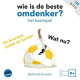 Wie is de beste omdenker? | Berthold Gunster | 9789400509375