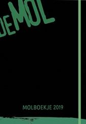 Wie is de Mol? - Molboekje 2019