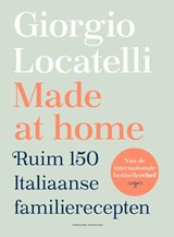 Made at home | Giorgio Locatelli | 9789059568341