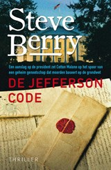 De Jefferson code | Steve Berry |