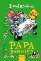 Papa bandiet | David Walliams | 9789044832815