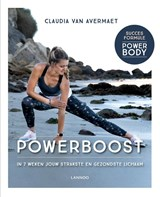 Power Boost | Claudia Van Avermaet | 9789401449847