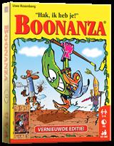 Boonanza          - Kaartspel | 999-BOO01 | 8717249191506