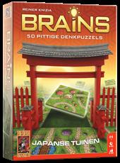 Brains: De Japanse Tuinen - Breinbreker