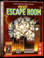 Pocket Escape Room: Het lot van Londen - Breinbreker