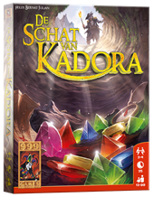De Schat van Kadora - Kaartspel