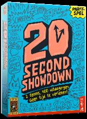 20 Second Showdown - Actiespel