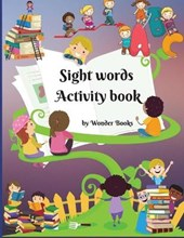 Sight words Activity book