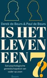 Is het leven een zeven? | Derek de Beurs ; Paul de Beurs | 9789024439577