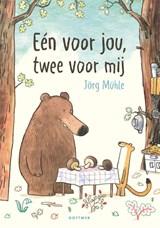 Eén voor jou, twee voor mij | Jörg Mühle | 9789025771454