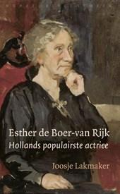 Esther de Boer-van Rijk