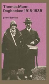 Dagboeken 1918-1921 en 1933-1939