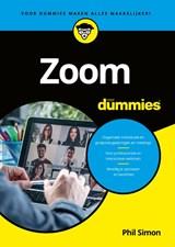 Zoom voor Dummies | Phil Simon | 9789045357409