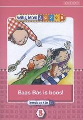 Veilig leren lezen Kern 8 Baas Bas is boos!