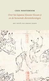 Over het Japanse klooster Kozan-ji en de beroemde dierentekeningen   Cees Nooteboom   9789083089898