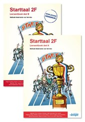 Starttaal 2F deel A en B Leerwerkboek