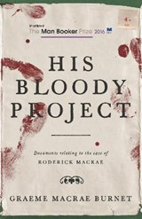 His bloody project | Graeme Macrae Burnet | 9781910192146