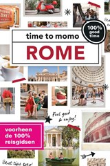 time to momo Rome | Tessa D.M. Vrijmoed | 9789057677731