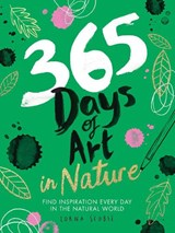 365 days of art in nature | Lorna Scobie |