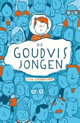 De goudvisjongen | Lisa Thompson | 9789030503316