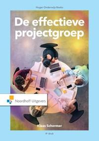De effectieve projectgroep | Klaas Schermer |