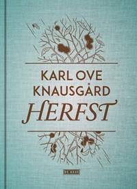 Herfst   Karl Ove Knausgård  