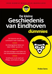 De kleine Geschiedenis van Eindhoven   Freke Sens  