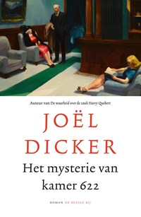 Het mysterie van kamer 622 | Joël Dicker |