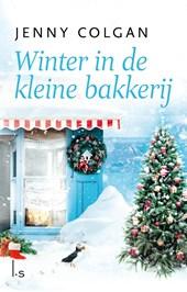 Winter in de kleine bakkerij