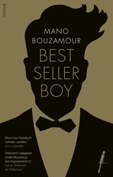 Bestsellerboy | Mano Bouzamour | 9789044637038