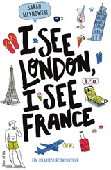 I See London, I See France | Sarah Mlynowski | 9789000359769