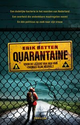 Quarantaine | Erik Betten | 9789024580811