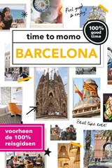 time to momo Barcelona | Annebeth Vis | 9789057677533
