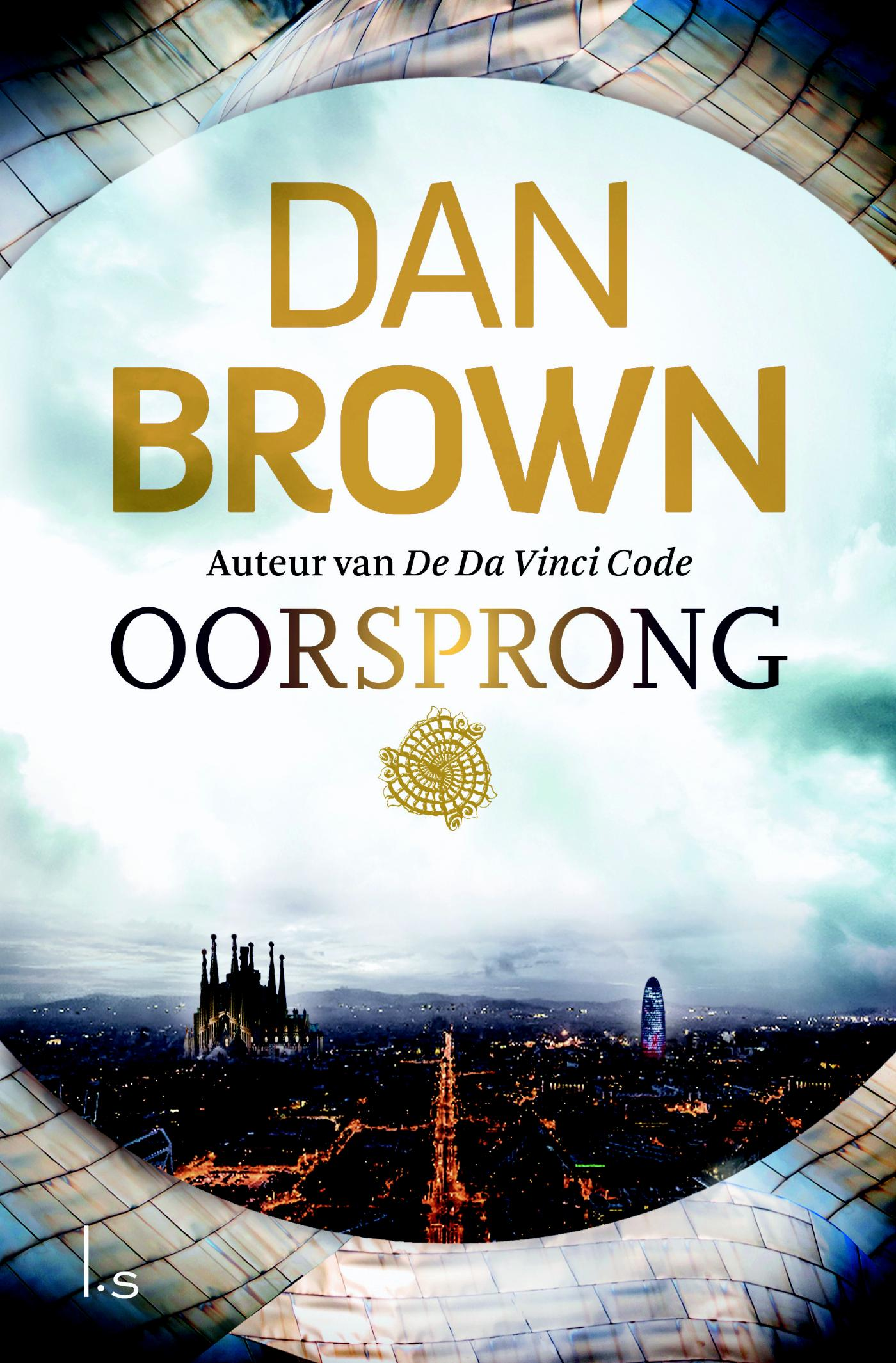 Oorsprong | Dan Brown | 9789024576807