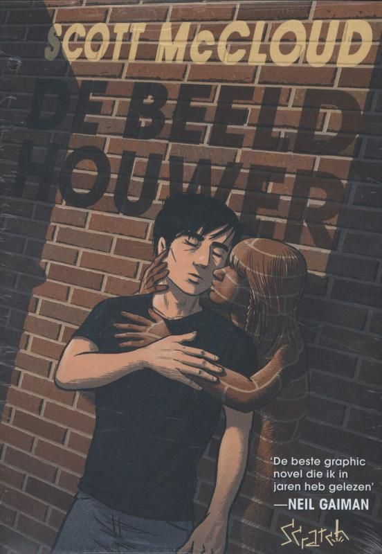 De beeldhouwer | Scott McCloud | 9789492117120