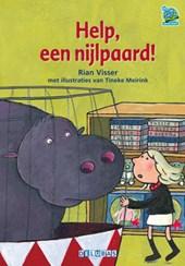 Help, een nijlpaard