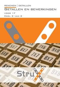 Rekenen Getallen en bewerkingen voor 1F; Deel 2 | Lisanne Martens |